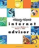 img - for Harley Hahn's Internet Advisor book / textbook / text book