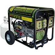 Sportsman GEN7000LPC, 6000 Running Watts/7000 Starting Watts, Propane Powered Portable Generator