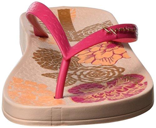 Ipanema Anat Temas Vi Fem, Chanclas para Mujer Multicolor (Pink)