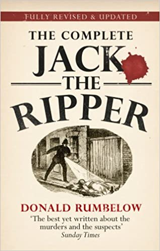Image result for the complete jack the ripper by donald rumbelow