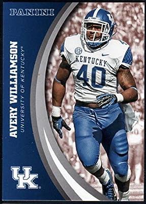 MultiSport MultiSport 2016 Panini Kentucky Wildcats #11 Avery Williamson