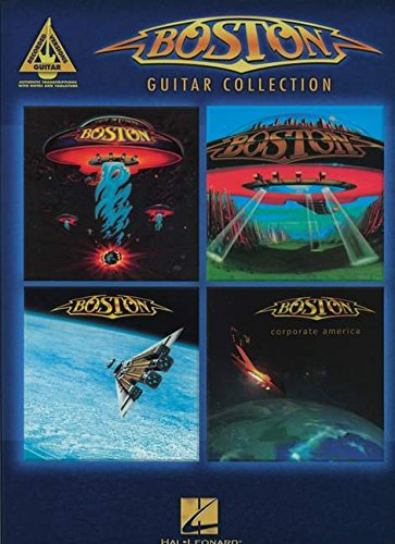 Boston Guitar Collection - Boston Guitar Collection (Guitar Recorded Versions)