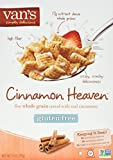 Van's Natural Foods Gluten Free Cinnamon Heaven Cereal, 11 oz