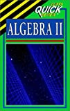 CliffsQuickReview TM Algebra II, Cliffs Notes Staff, 0822053039