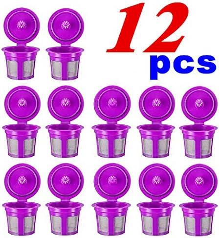 Coffee Machine Accessories Coffee Filters Purple Eco Friendly ...