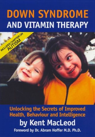 Down Syndrome Vitamin Therapy MacLeod product image