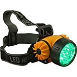 Apollo Horticulture 17 Watt LED High Intensity Green Light Headlamp