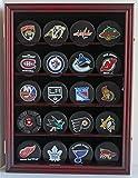 Hockey Puck Display Case Shado