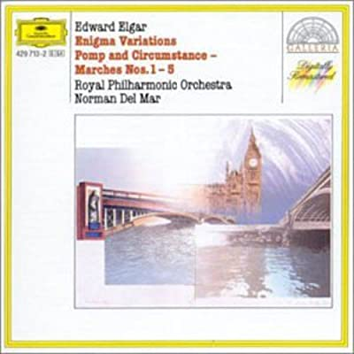 Elgar: Enigma Variations; Pomp and Circumstance Marches Nos. 1-5