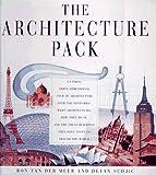 The Architecture Pack, Ron Van der Meer and Deyan Sudjic, 0679431004
