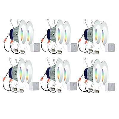 Sylvania Lightify Smart Home Starter Kit w/2 LED Lights (6 Pack)