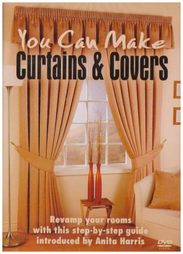 You Can Make Curtains and Covers [Import