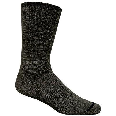 Hi-Tec Mid-Weight Hiker Crew Sock