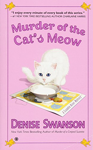 [Murder of the Cat's Meow: A Scumble River Mystery] (Animal That Starts With J)