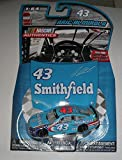 2017 Wave 1 NASCAR Authentics Aric Almirola #43 Smithfield Ford Richard Petty Motorsports 1/64 Scale Diecast Edition
