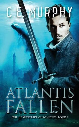 Atlantis Fallen Heartstrike Chronicles Murphy