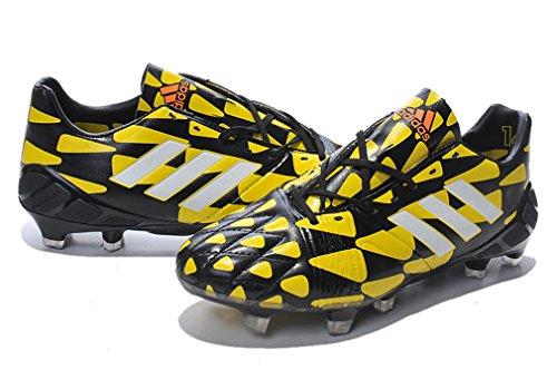 Herren Nitrocharge 1.0AG schwarz NC Low Fußball Schuhe Fußball Stiefel