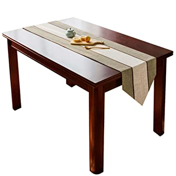Amazon.com: DNSJB Cloth Table Runner Chinese Dining Table ...