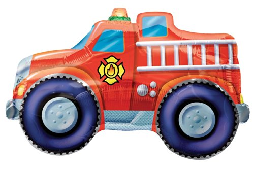 Fire Trucks Jumbo 33
