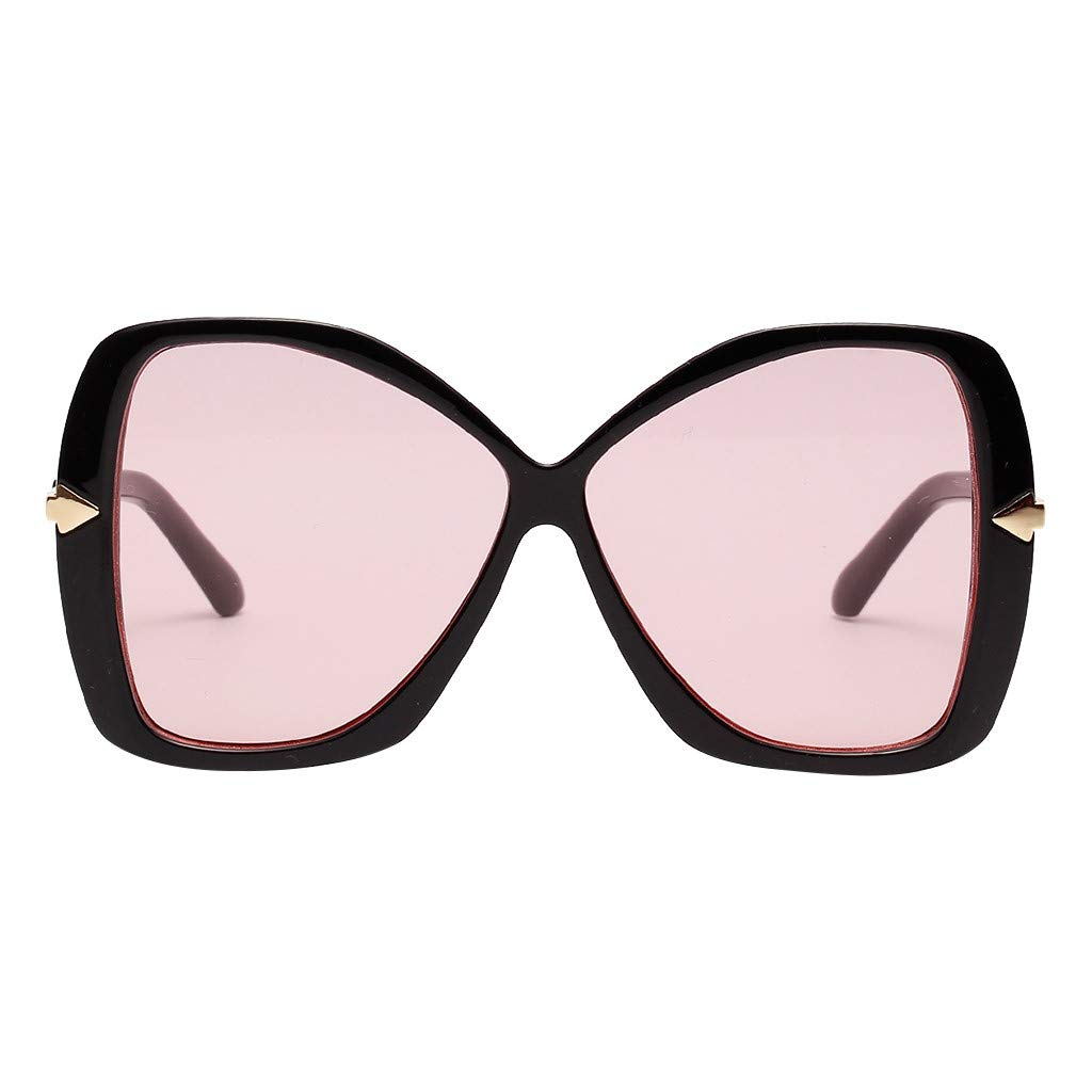 Longra Gafas de Sol para Hombre y Mujer,Gafas de Sol Retro Polarizadas Lente Reflexivo Espejo Anteojos Hombre Mujer