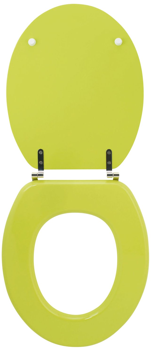 Wirquin Colors Line 20717950 Toilet Seat Apple Green by WIRQUIN 50%OFF