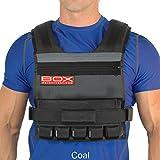 25 Lb Box Weight Vest (Coal)