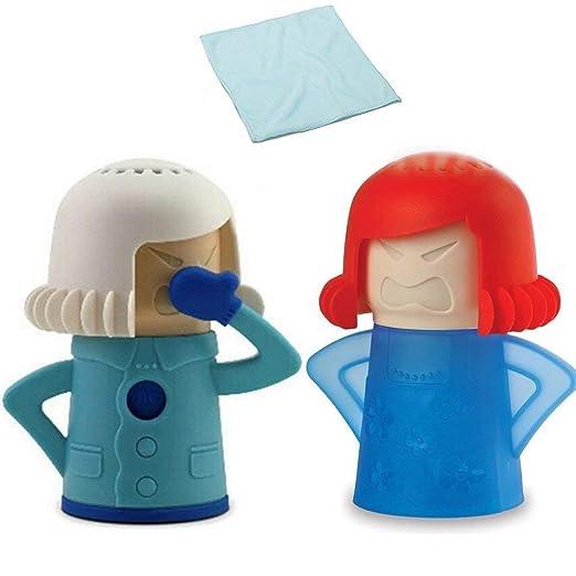 Limpiador de microondas con absorbente de olores para nevera y ...