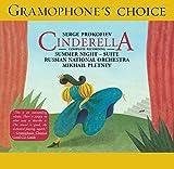 Prokofiev: Cinderella / Summer Night Suite, Opp. 87,123