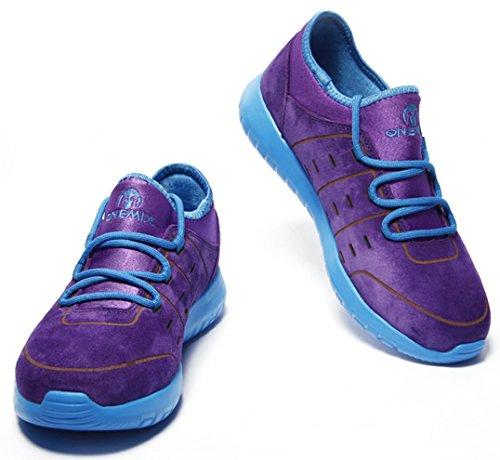 Onemix Onemix Purple Women's Walking Shoes Shoes Women's Walking CP7qa