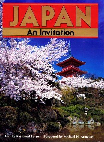 [Japan an Invitation] (Green Holiday Invitation)