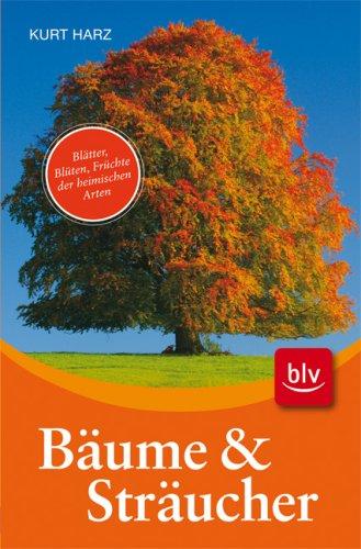 Bäume und Sträucher: Blätter, Blüten, Früchte der heimischen Arten