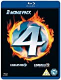 Fantastic Four / Fantastic Four: Rise of the Silver Surfer Double Pack [Blu-ray]