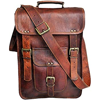 Amazon.com: KAUKKO Canvas Messenger Sling Bags Travel Rucksack ...