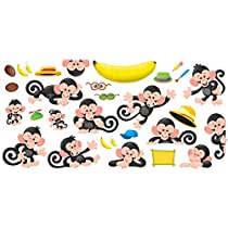 Trend Enterprises Monkey Mischief Bulletin Board Set (T-8201)