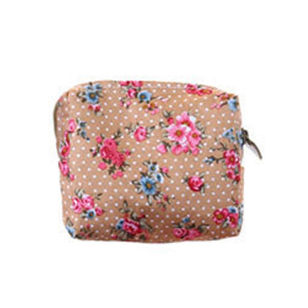 Butterfly Iron Coin Purse, Women Vintage Floral Zipper Mini Wallet Keys Card Holder Pocket Pouch
