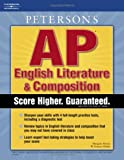 Peterson's AP English Literature and Composition, Margaret C. Moran and W. Frances Holder, 0768922305