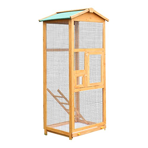 Pawhut 65'' Aviary Bird Cage by Pawhut