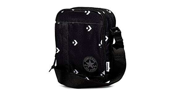 ... Converse Core Poly Cross Body Bag - Star Chevron Black Amazon.ca Shoes  Handbags info ... 5e1162f006