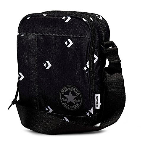 Bag Cross Black Converse Star Body Core Chevron Black Poly S8rqwI8