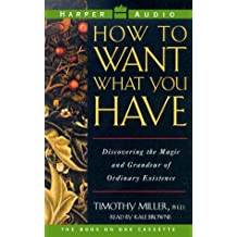 How To Want What You Have