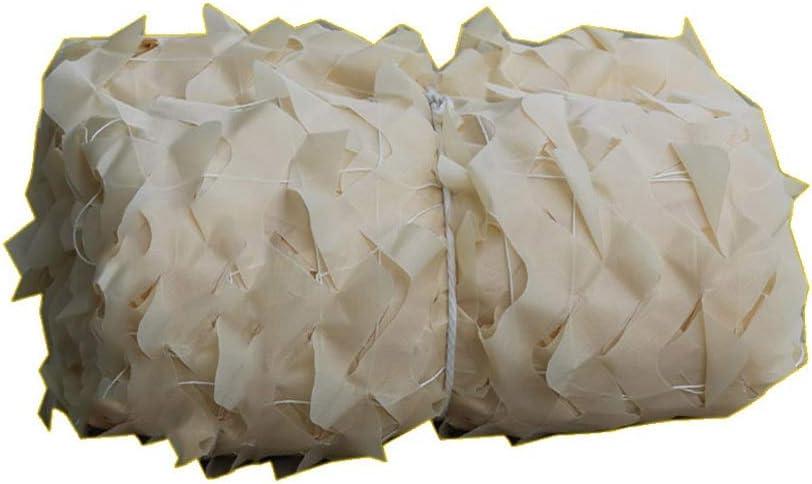 QianLiJiaJi 迷彩ネット日焼け止めサンシェード断熱防塵ガーデンバルコニールーフインテリアテーマ装飾ベージュに適し で利用可能 ウッドランド迷彩ネットワーク (Size : 6x6m)  6x6m