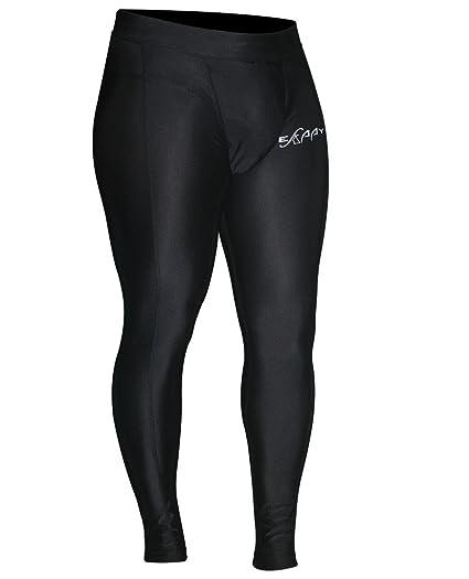 Eskaay Mens Compression Pants Running Compression Tights Base Layer Gym Sports Skin Tights