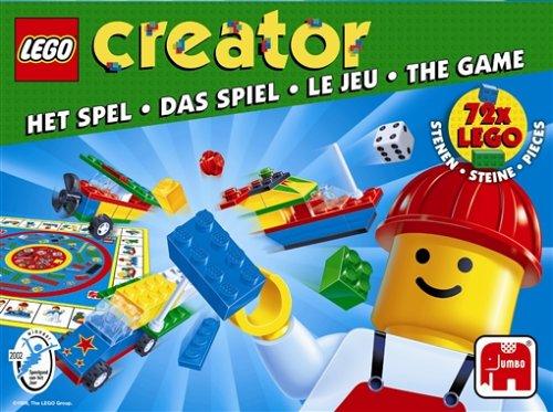 Jumbo 00745 - Lego Creator - Bauspiel