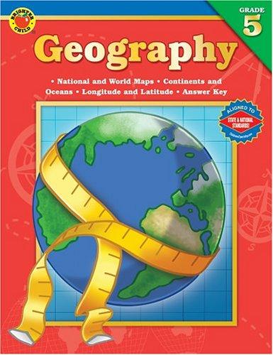 Brighter Child Geography, Grade 5 (Brighter Child Workbooks (Paperback)) ebook