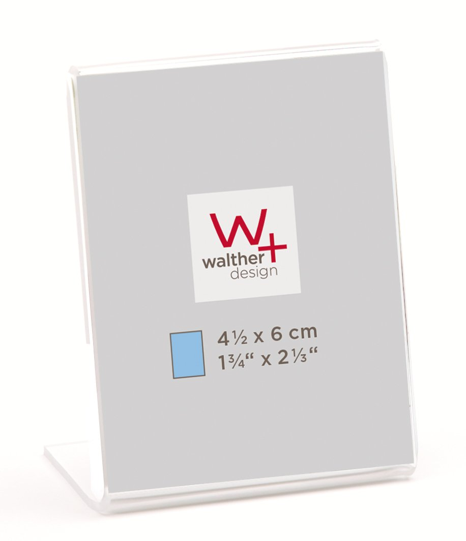 Amazon.de: Walther AS4560 Acryl Minirahmen 4, 5 x 6 cm