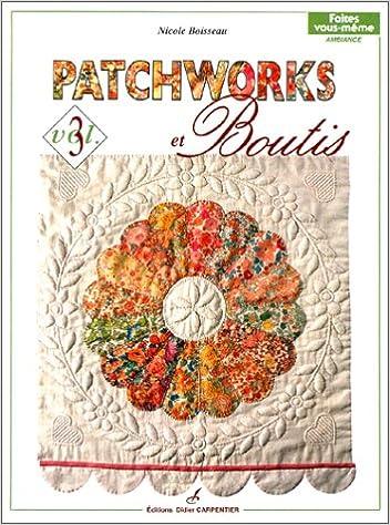 Livre Patchworks et boutis pdf epub