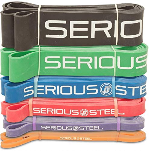 """Serious Steel 41"""" Assisted Pull-up Band 