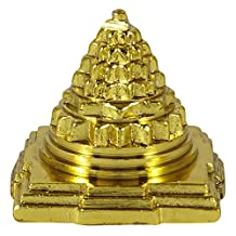 Maha Meru Yantra Brass Vastu Correction and Prosperity Feng Shui Spiritual