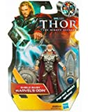 mighty thor action figure - Thor: The Mighty Avenger Action Figure #05 Shield Bash Marvel's Odin 3.75 Inch