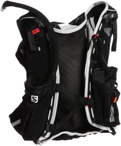 8d811b936 Amazon.com: Salomon Unisex Advanced Skin 12 Set Backpack,Black,M/L: Sports  & Outdoors